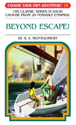 Beyond Escape! By Montgomery, R. A./ Millet, Jason (ILT)